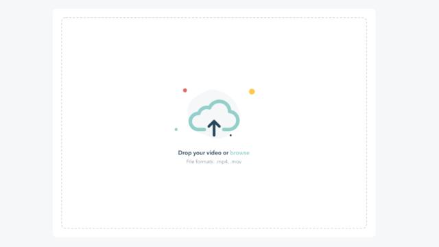 SRT file - upload your video in Triple8